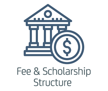 Fee & Scholarship Structure